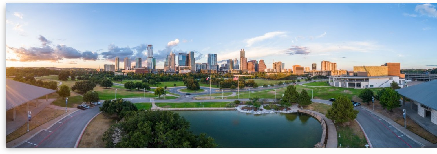 Auditorium Shores - Austin TX by Infinity Design and Photography
