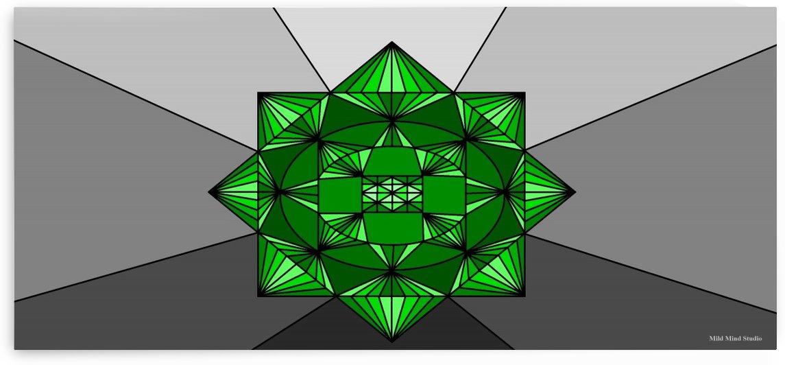 Diamond by mildmindstudio