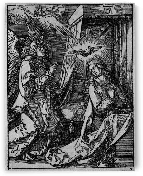 Annunciation II by Albrecht Durer