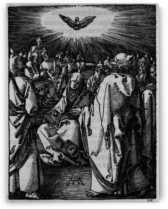 Holy wisdom presence by Albrecht Durer