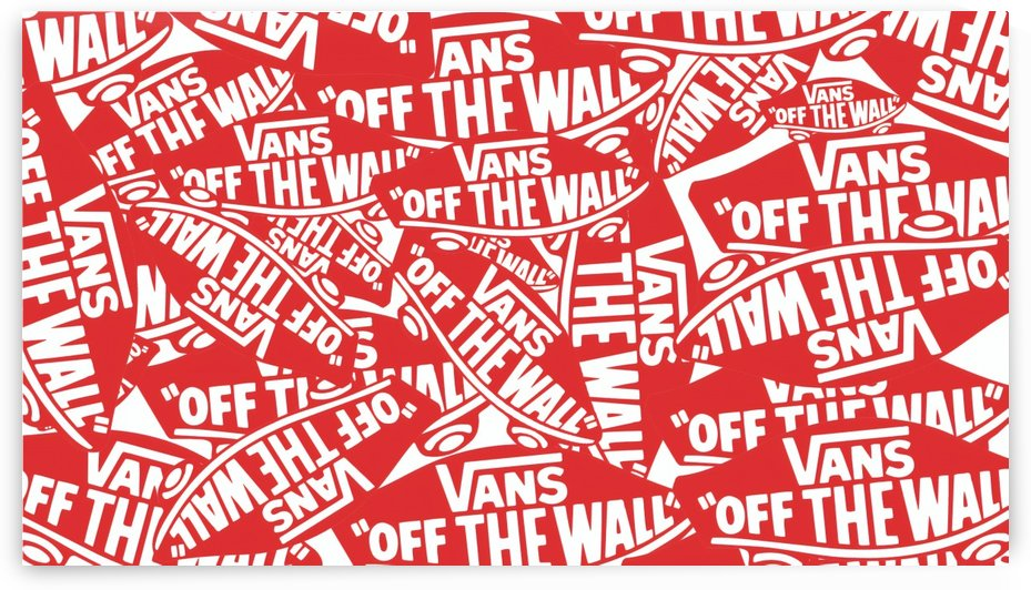 VANS Shoes Poster by Surf Posters