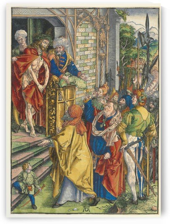 Here is Christ by Albrecht Durer