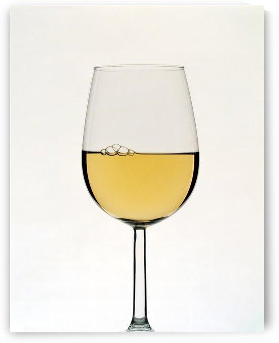 White wine by Ian Barr