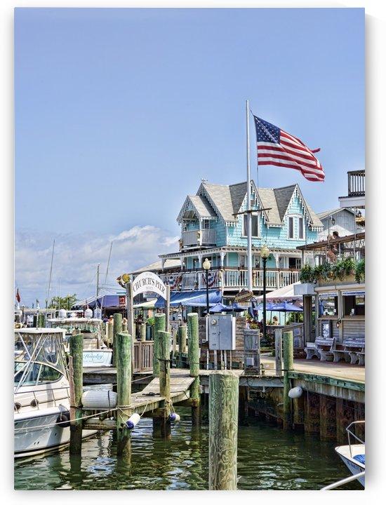 Churchs Pier 2 by Ian Barr