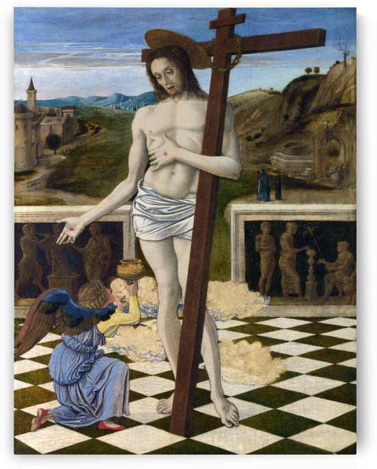 The Blood of the Redeemer by Giovanni Bellini