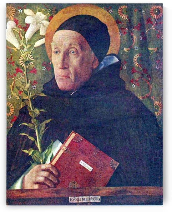 Saint Dominic by Giovanni Bellini