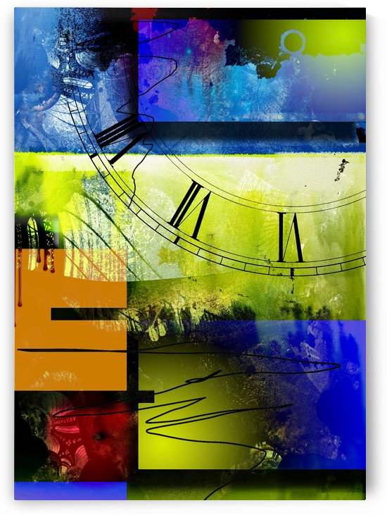 Abstract Time by Bruce Rolff