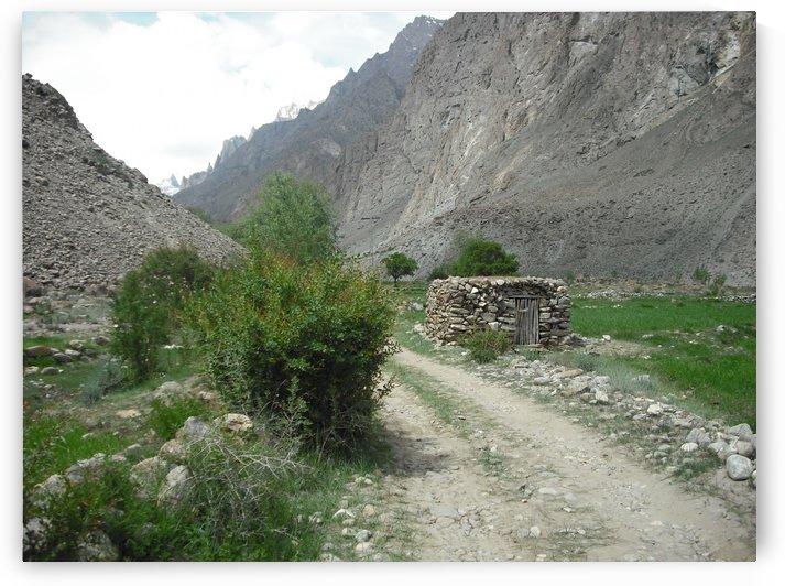 Hushe - Sakardu valley - Pakistan by Hafiz Muhammed Usman