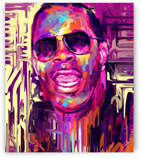 bustaRhymes by GORDEN KEGYA