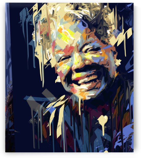 1 Maya Angelou by GORDEN KEGYA