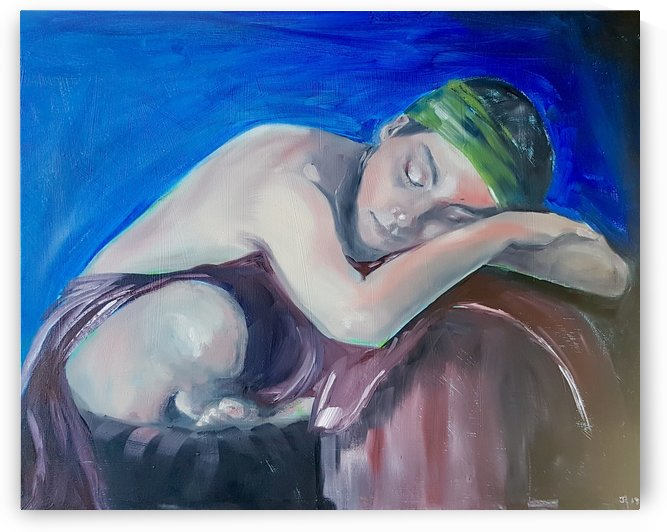 Sleeping  by Jackie Rimmer