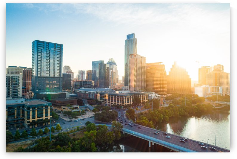 ATX light rays by Infinity Design and Photography