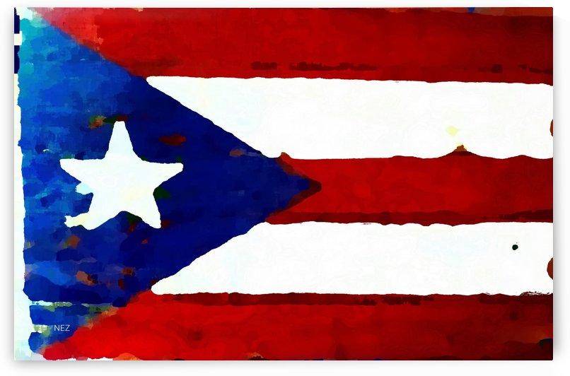 Puerto Rico by Efrain Montanez