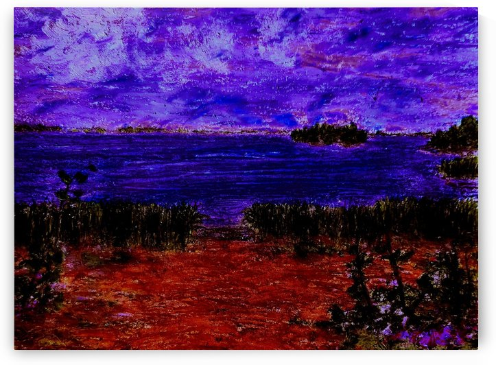 Good Night Round Lake by djjf