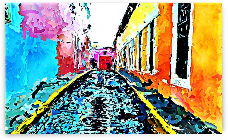 Vibrant by Efrain Montanez