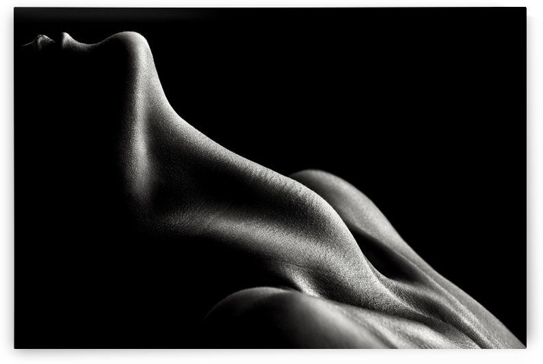 Figurative Body Parts 3 by Johan Swanepoel