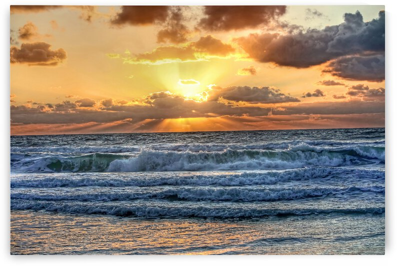 Gulf Waters  by HH Photography of Florida