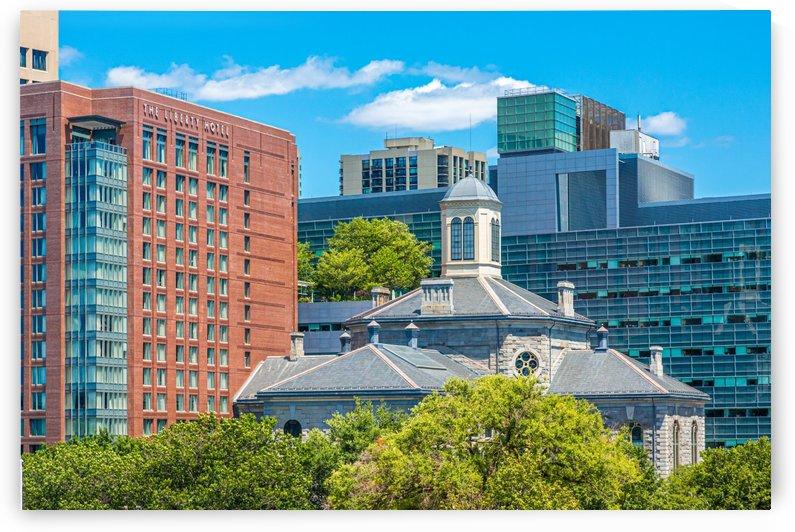 Liberty Hotel in Boston by Darryl Brooks