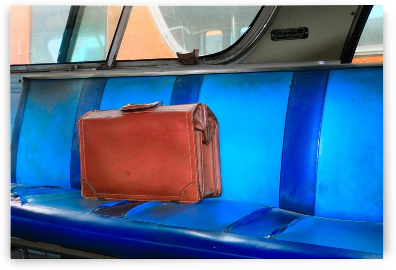 Traditional Brief Case by Darryl Brooks