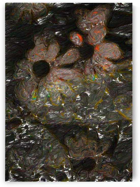 Dark Flowers by Bruce Rolff