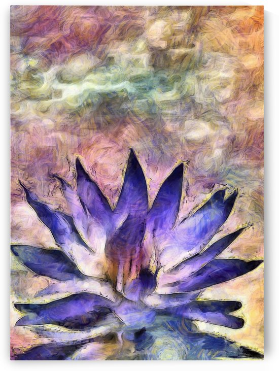 Lotus by Bruce Rolff