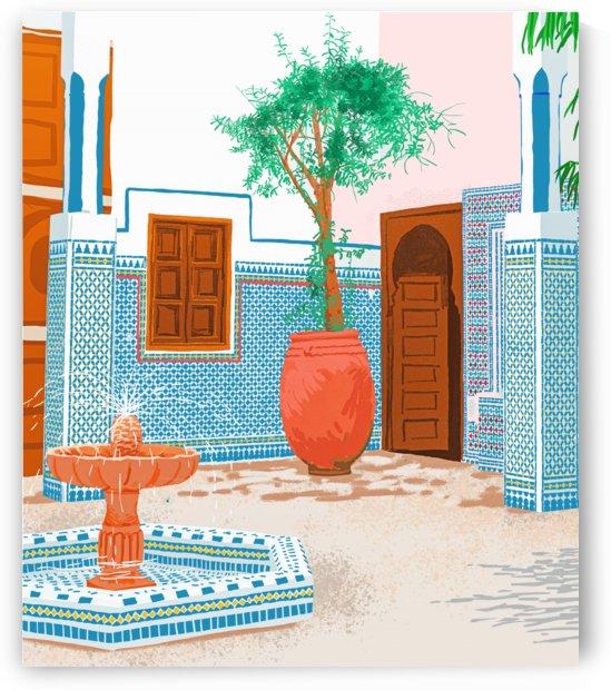 Moroccan Villa by 83 Oranges