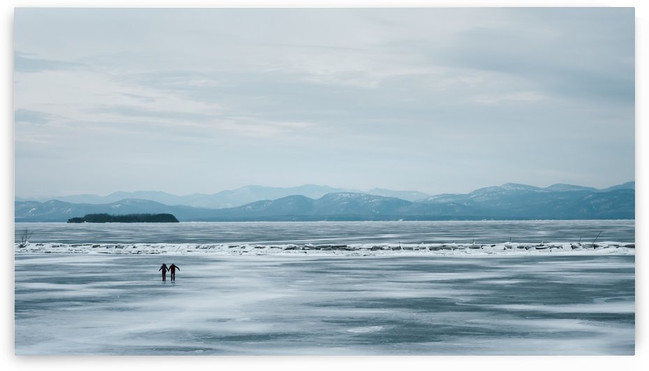 Lake Champlain  by Jared Paolino