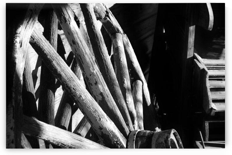 Wagon Wheels.01 by Alexis Patten