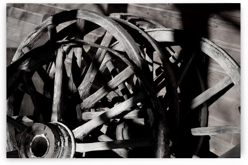 Wagon Wheels .02 by Alexis Patten