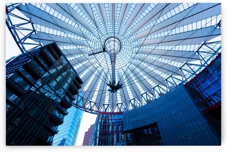 Webcob dome Berlin Germany by Em Campos