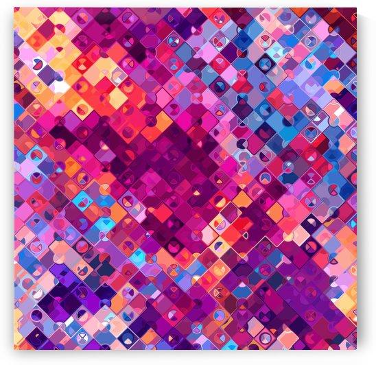 Geometric XXXXXVIII by Art Design Works