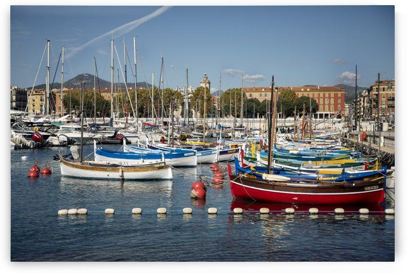 French Riviera Nice by PICS EMOTION by Tatiana RAVVA