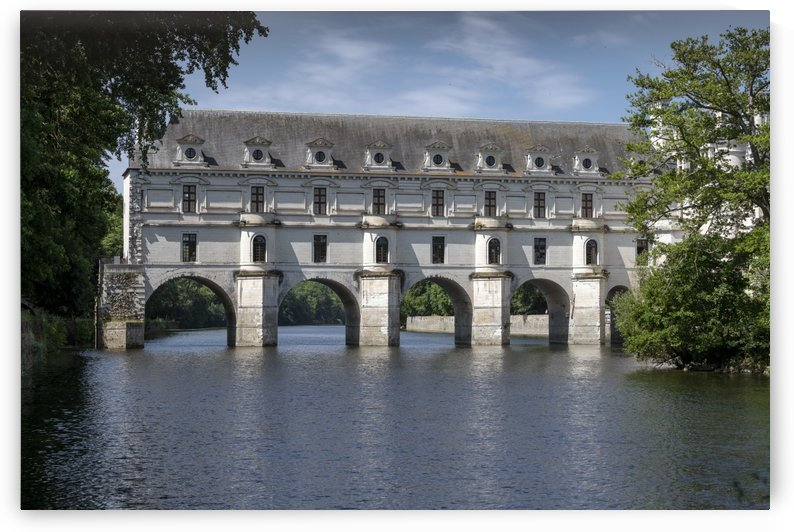 Chenonceaux by Gerald Cummins