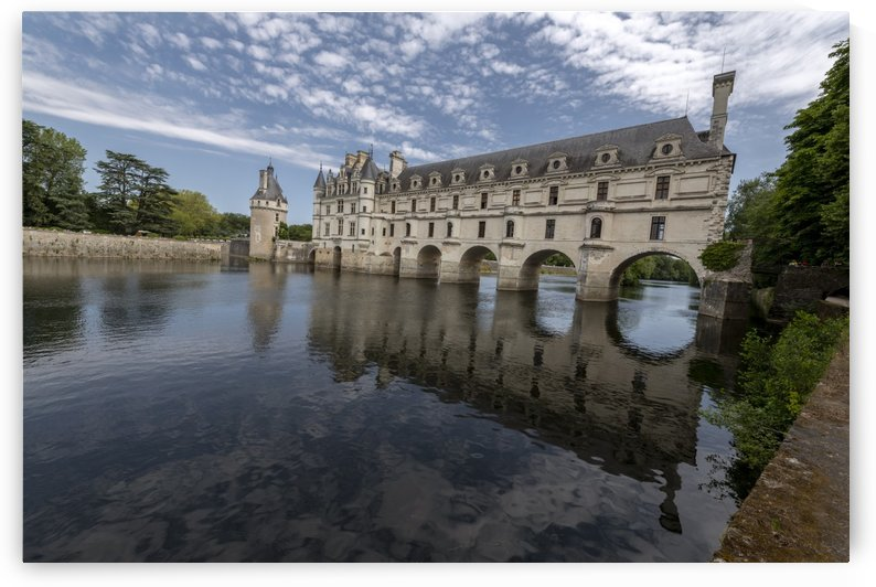 Chenonceau by Gerald Cummins