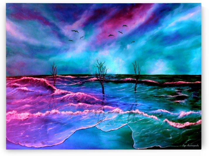 Colorful Solitude by Faye Anastasopoulou