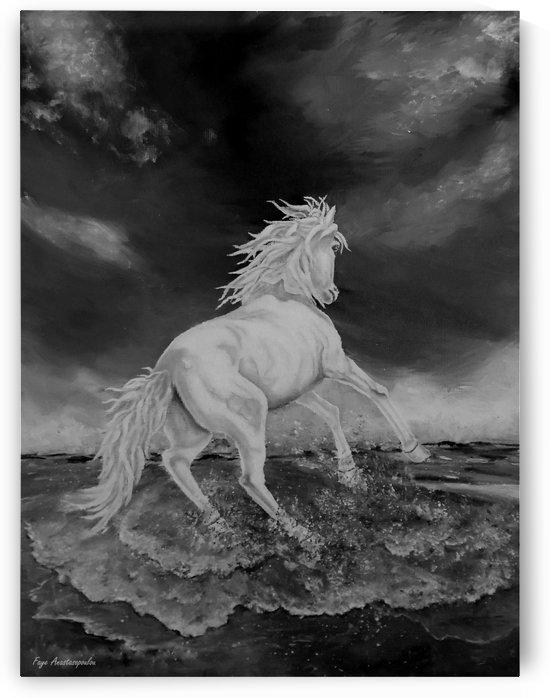 Running Free by Faye Anastasopoulou