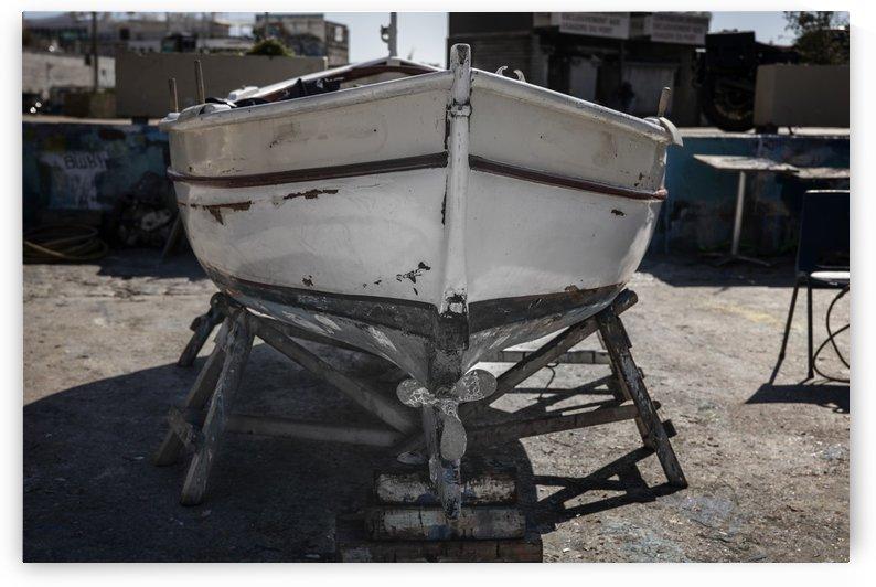 Old small boat by PICS EMOTION by Tatiana RAVVA