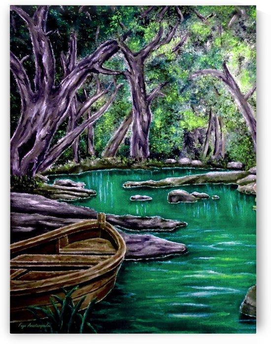 Idyllic Forest by Faye Anastasopoulou