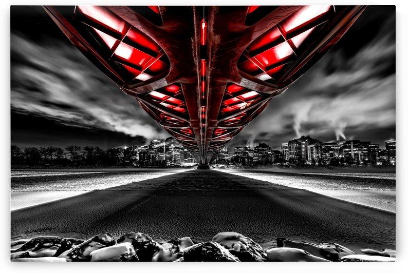 Peace Bridge by Santo Jin Photography