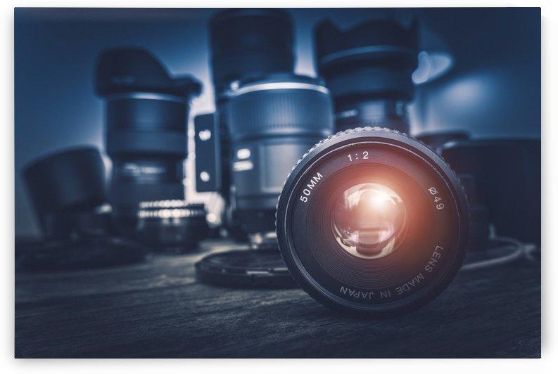 LensPhotgrapher by Maria Luna