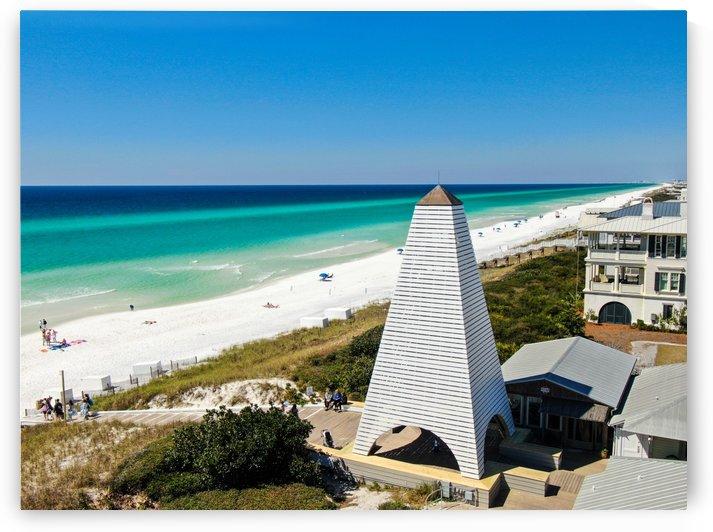 Seaside by Destin30A Drone