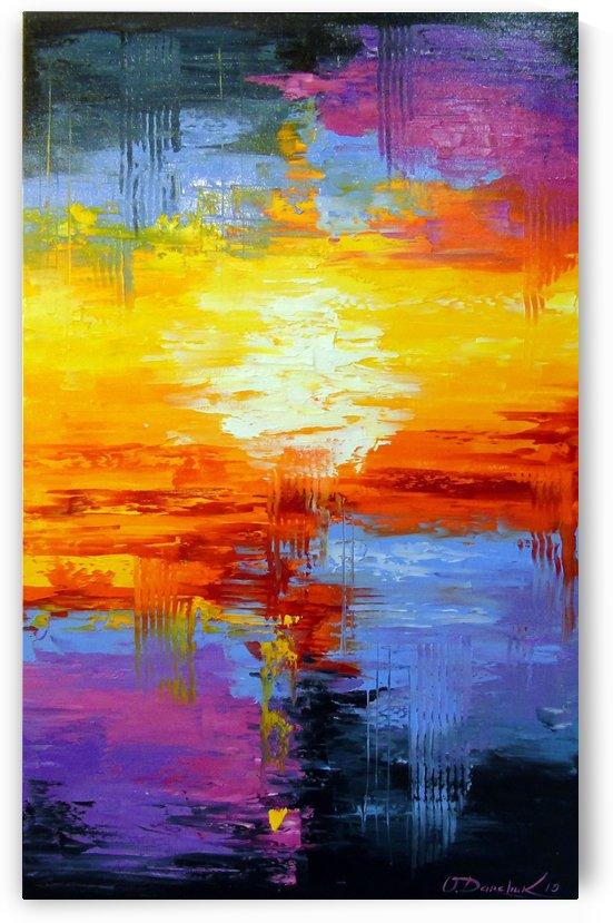 At sunset  by Olha Darchuk