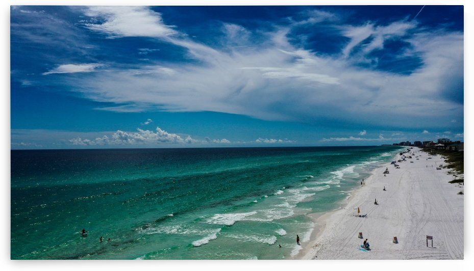 Blu Beach by Destin30A Drone