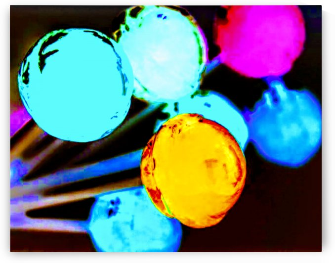 electric dum dums by Bratty ART
