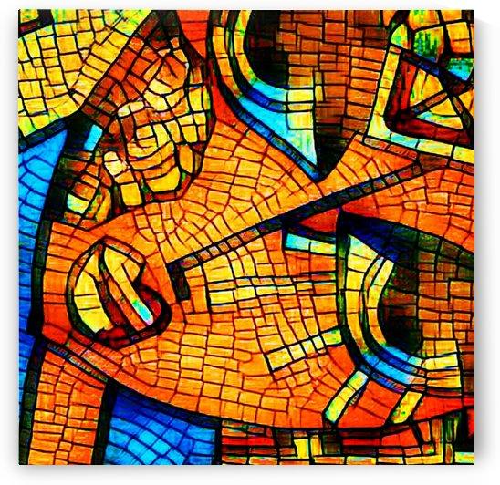 harvard chalet by Bratty ART