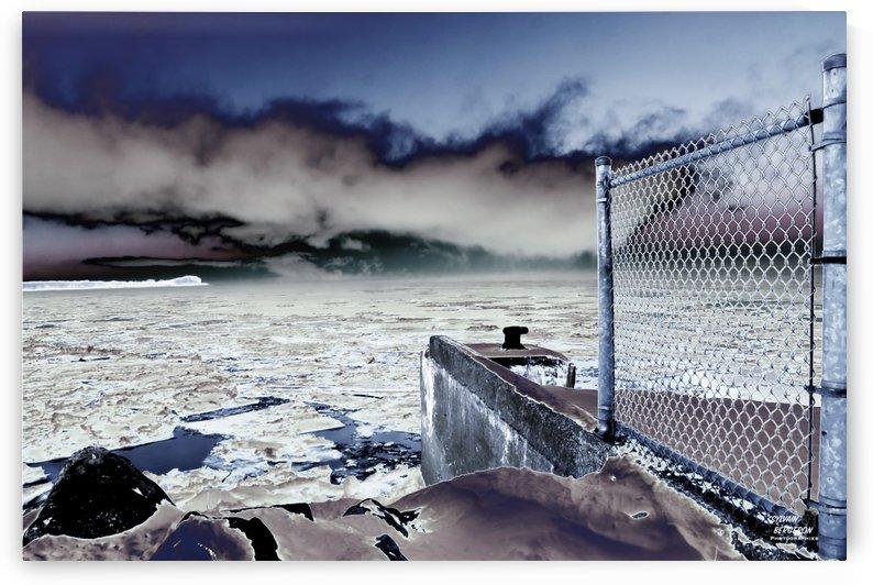 Port St-Francois 2019 Artistique avant renos Nicolet Quebec Canada by Sylvain Bergeron Photographies