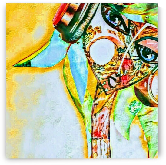 erotic dj by Bratty ART