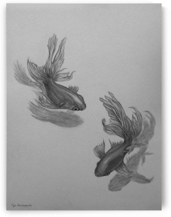 Twins by Faye Anastasopoulou