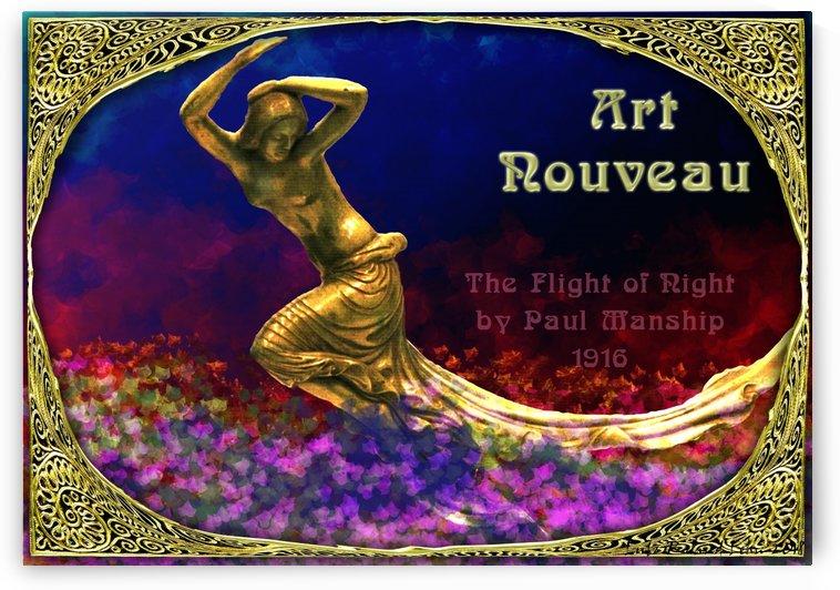 Art Noauveu Paul Manship by Lutz Roland Lehn