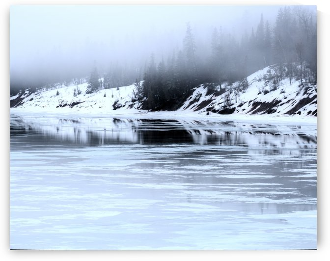 Ice Reflections by Jeremy Kasapidis